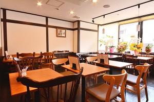 名古屋市緑区有松「食事と喫茶 ユーラシア食堂 さらび」