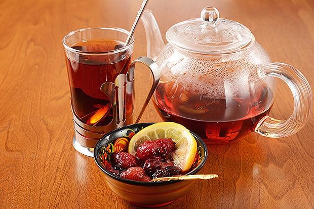 ロシア風紅茶
