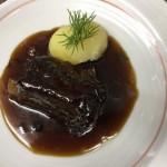 豚スペアリブのトロトロ鎮江香醋(黒酢)煮込み